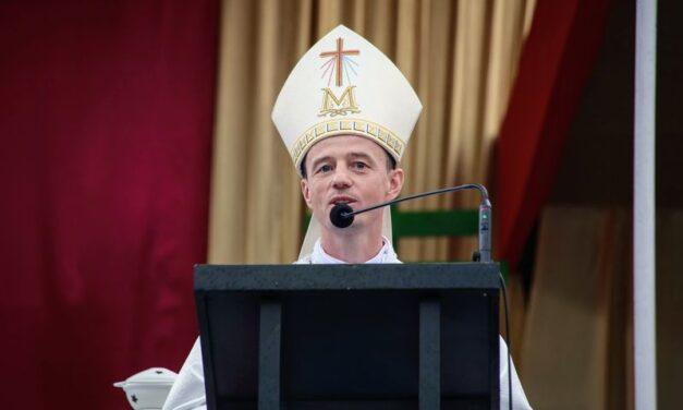 Єпископ Микола Лучок ОР: «Будуймо справжню єдність, яка все переможе»