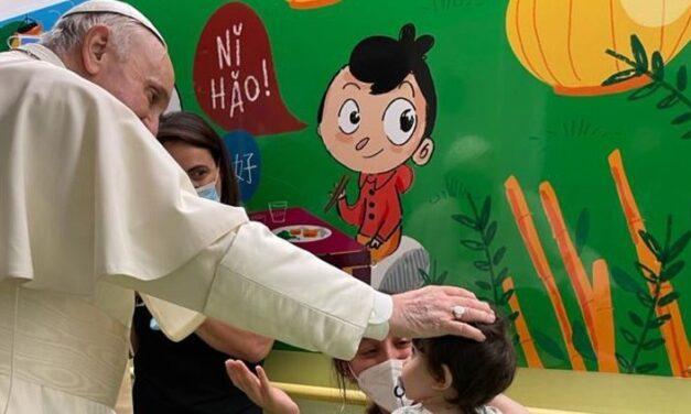 Папа: Не забуваймо молитися за хворих
