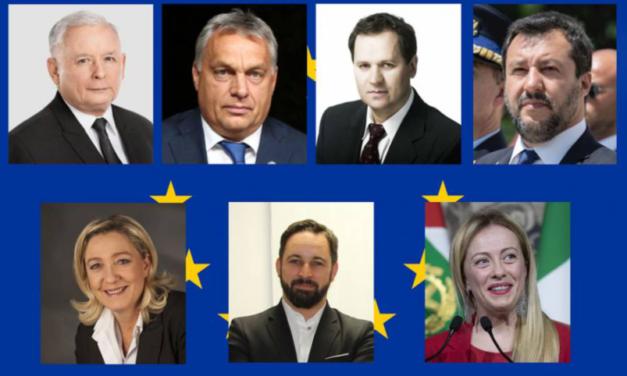 16 консервативних партій об'єднуються задля захисту християнської спадщини Європи і національних суверенітетів