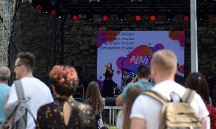 Живи! Alive music festival відбувся у Львові