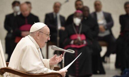 Папа: З Євангелієм неможливо домовлятися, його потрібно прийняти