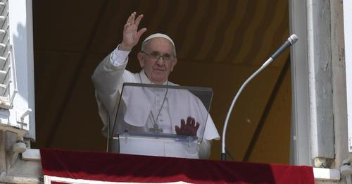 Папа: Щоб чинити Божі діла потрібно прийняти Ісуса в своє життя