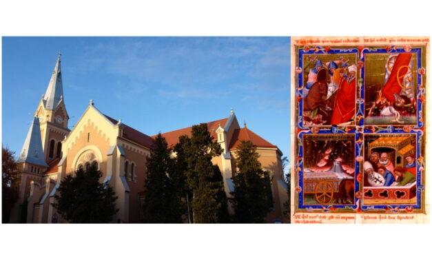 Річниця освячення собору у день спомину святого Геллерта
