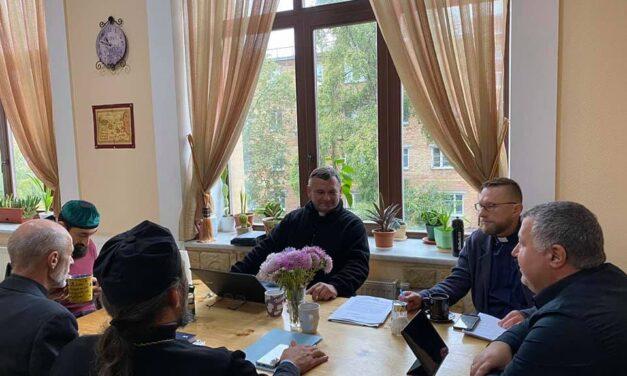 У Києві відбулось засідання Душпастирської Ради з питань релігійної опіки в пенітенціарній системі України