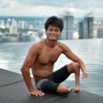 Чоловік, який мало не став жертвою аборту, залишившись без ніг, став чемпіоном Паралімпіади